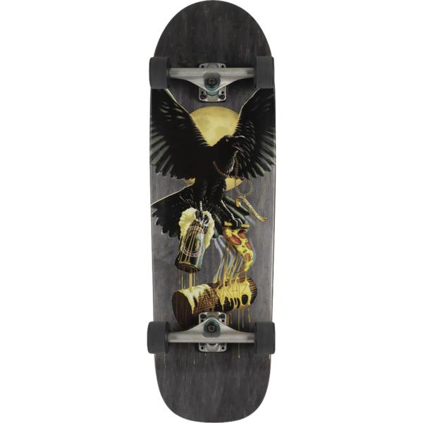 "Landyachtz Gordito Crow Longboard Complete Skateboard - 10"" x 35"""