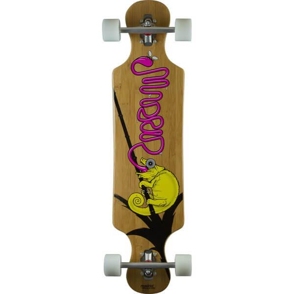 Madrid Animal Chameleon Complete Downhill Longboard Skateboard