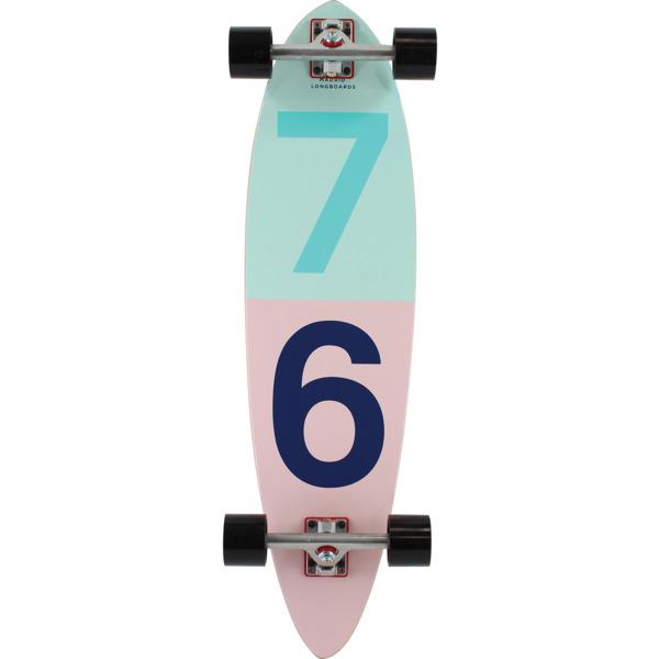"""Madrid Skateboards Blunt TM 76 Longboard Complete Skateboard - 9.5"""" x 36.25"""""""