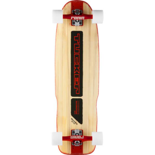 "Moonshine MFG Tucker Longboard Complete Skateboard - 9.75"" x 33"""