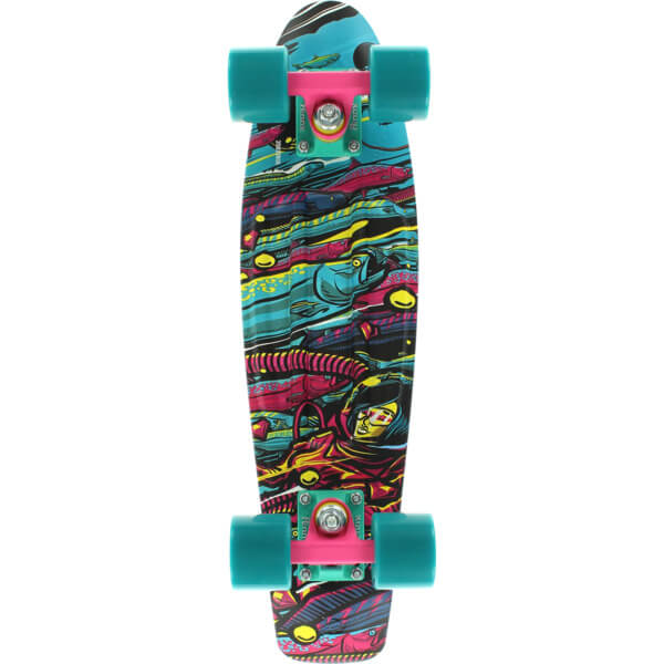 Penny Skateboards Sea Space 22 Complete
