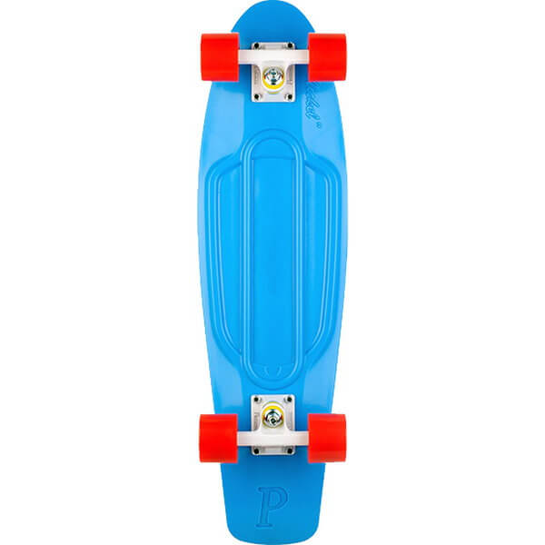 Penny Skateboards Cyan Red 27 Complete