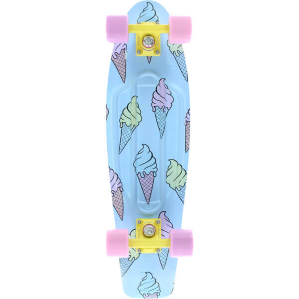"Penny Skateboards Ice Scream Glow 27"" Complete"