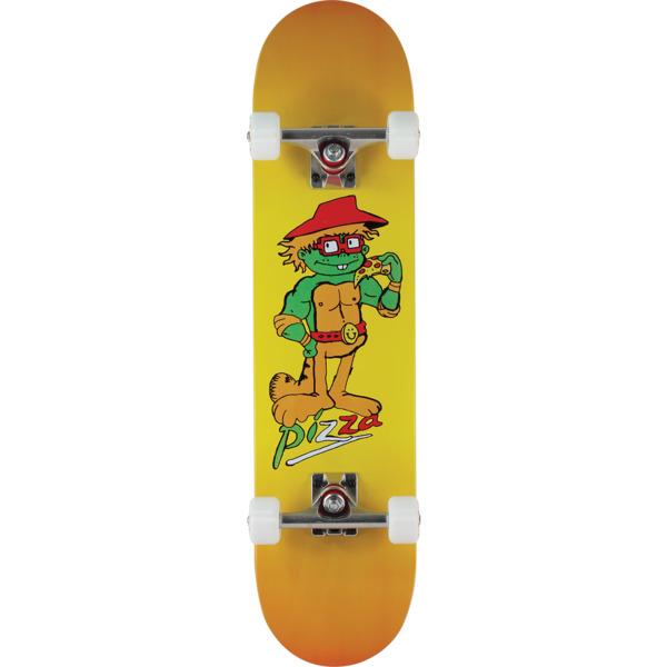 "Pizza Skateboards Mutant Complete Skateboard - 7.75"" x 31.25"""