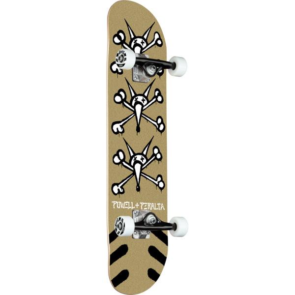 "Powell Peralta Vato Rats Gold Complete Skateboard - 8"" x 31.75"""