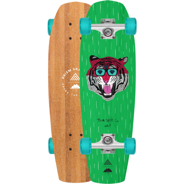 "Prism Skate Grit Mulga Complete Skateboard - 8"" x 27"""