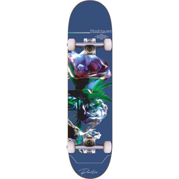 "Primitive Skateboarding Paul Rodriguez Eternity Blue Complete Skateboard - 8"" x 32"""