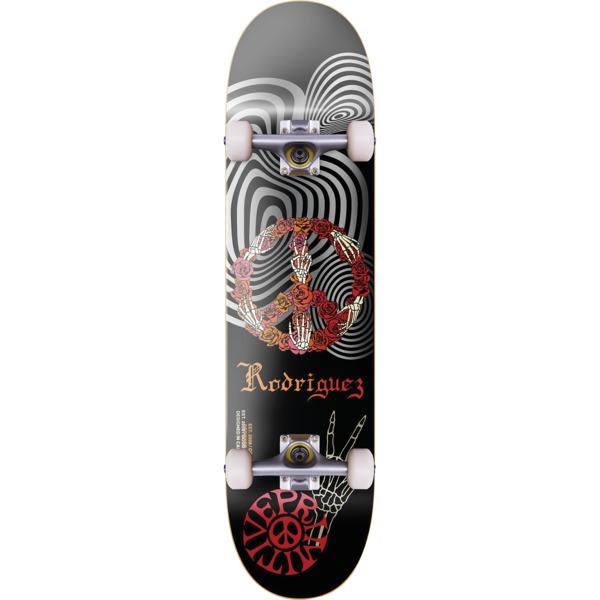"Primitive Skateboarding Paul Rodriguez GFL Black Complete Skateboard - 7.75"" x 31.875"""