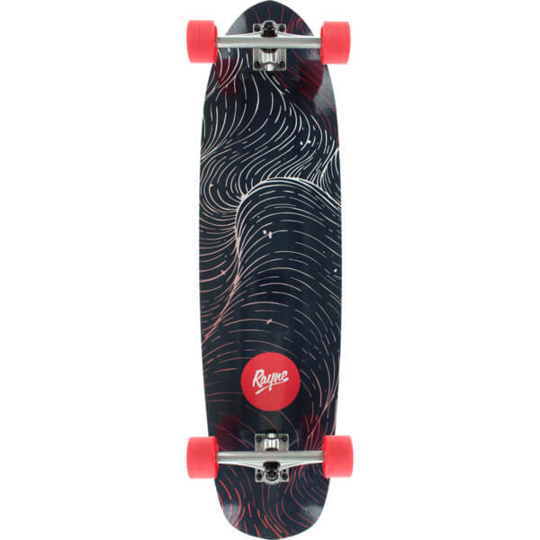Rayne Anthem Complete Longboard