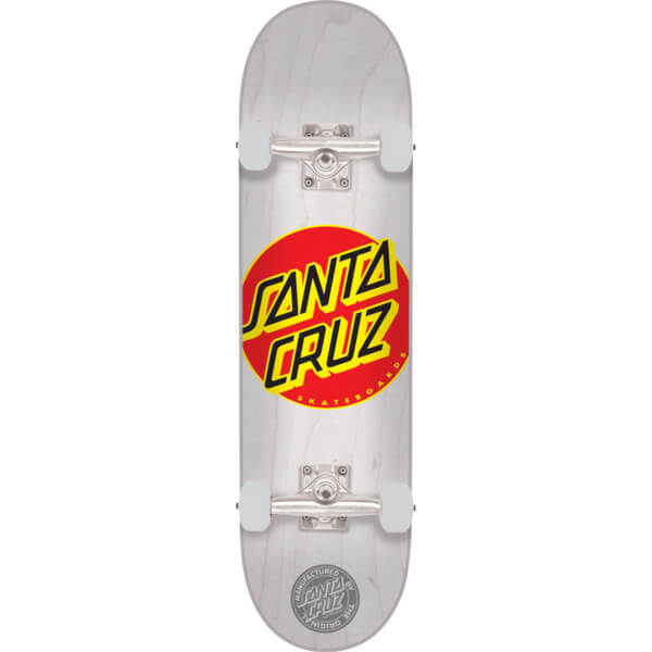Santa Cruz Skateboards Classic Dot Complete