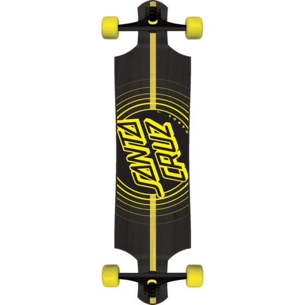 Santa Cruz Skateboards Impact Complete Longboard