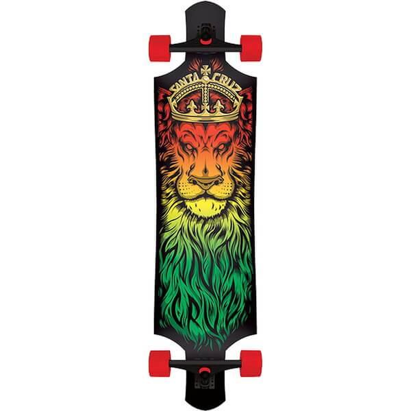 Santa Cruz Skateboards Lion God Complete