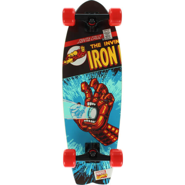Santa Cruz Skateboards Iron Man Hand Complete