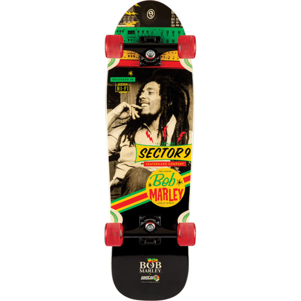 "Sector 9 Babylon System Natural Cruiser Complete Skateboard - 9.25"" x 31.5"""