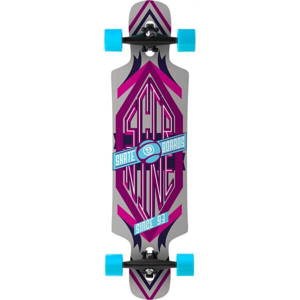 Sector 9 Sprocket III Complete Downhill Longboard Skateboard