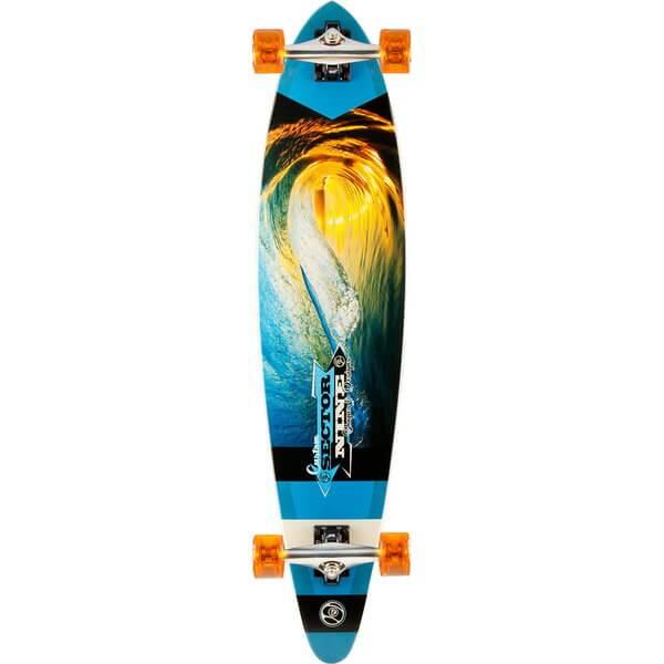 Sector 9 Ledger II Complete Longboard Skateboard