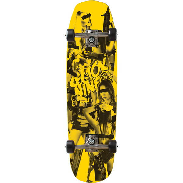 Sector 9 Deep End Series Complete