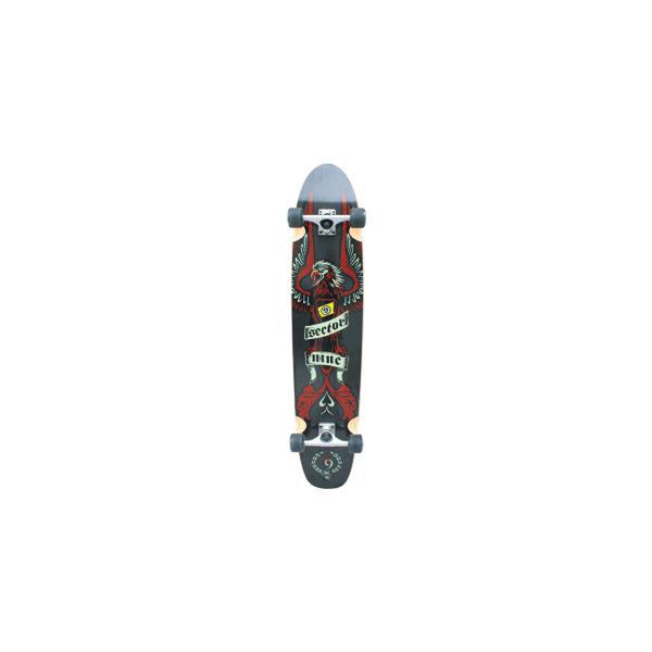 """Sector 9 Phoenix Longboard Complete Skateboard - 9.5"""" x 44.5"""""""
