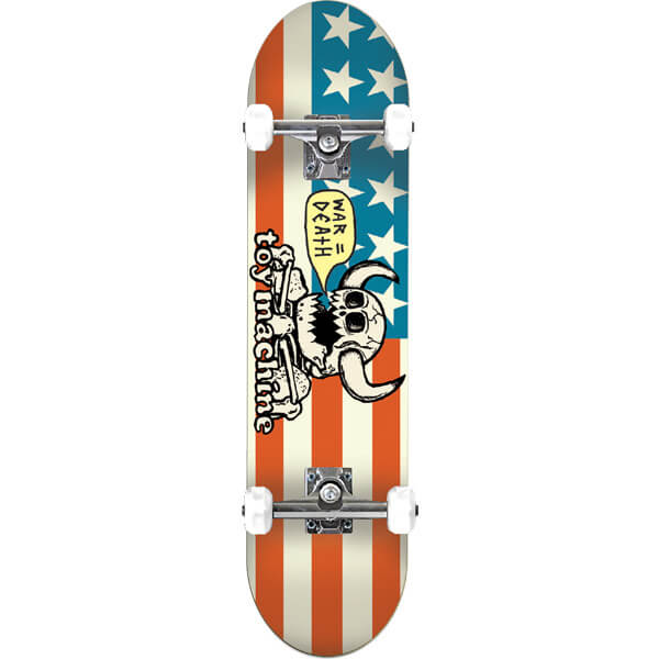 Toy Machine Skateboards Dead American Monster Complete ...