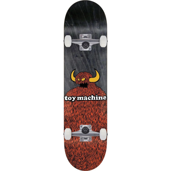 """Toy Machine Skateboards Furry Monster Complete Skateboard - 8"""" x 32"""""""
