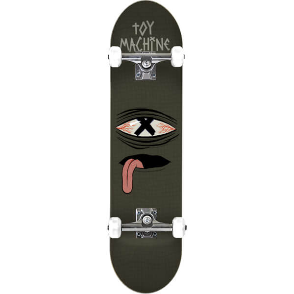 Toy Machine Skateboards Sect Eye Crossed Out Complete