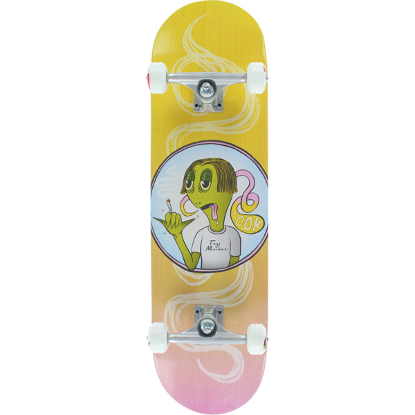 "Toy Machine Skateboards Stoner Sect Complete Skateboard - 8.5"" x 32"""