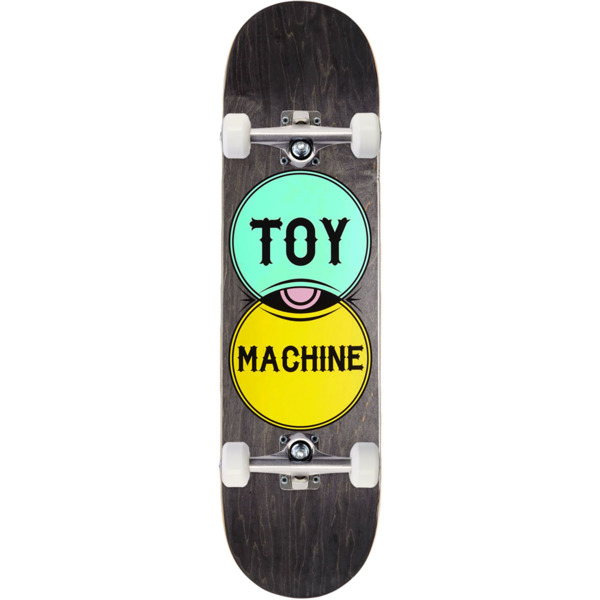 "Toy Machine Skateboards Venndiagram Complete Skateboard - 7.75"" x 31.75"""