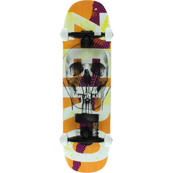 Zero Skateboards Electric Death Complete Skateboard  8.5 x 32.1  Warehouse Skateboards