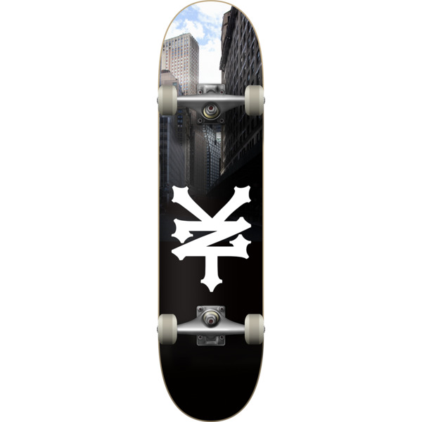 "Zoo York Skateboards 95 Crackerjack Wallstreet Complete Skateboard - 8.25"" x 31.8"""