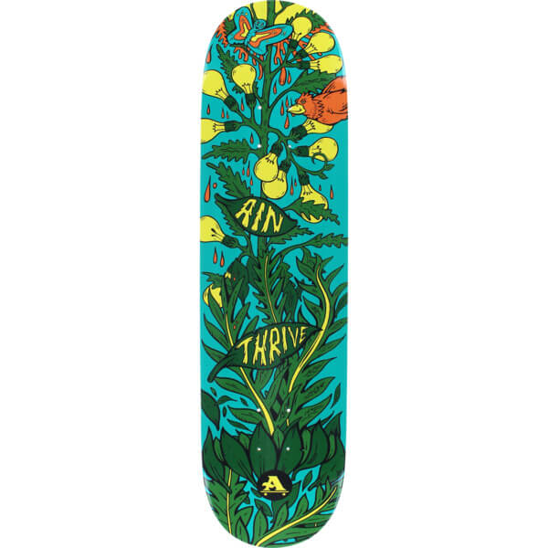 "All I Need Skateboards Thrive Skateboard Deck - 8.1"" x 32"""