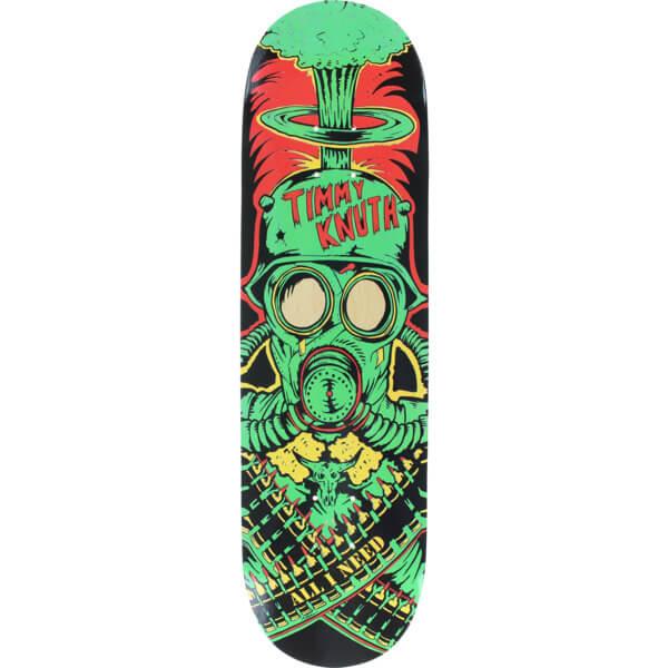 All I Need Skateboards War Machine Deck