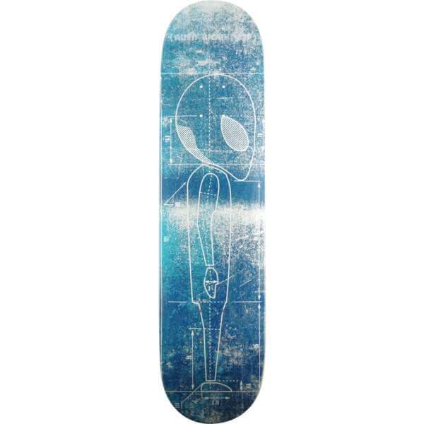 Alien Workshop Blueprint Small Deck