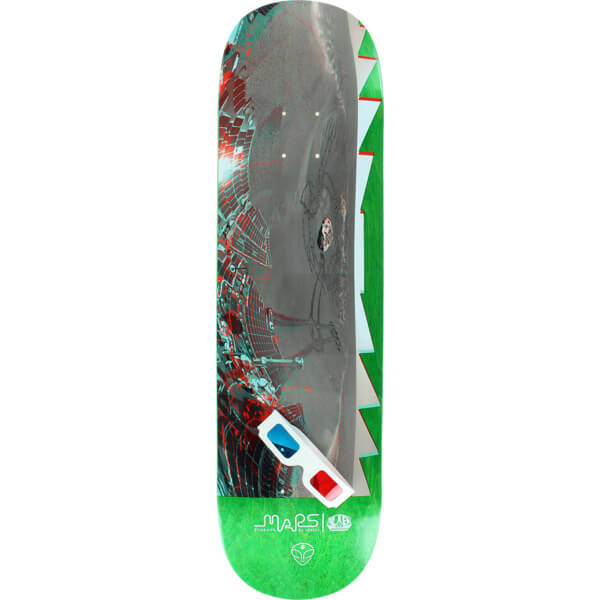 "Alien Workshop Embrace Mars Skateboard Deck - 8.25"" x 32.25"""
