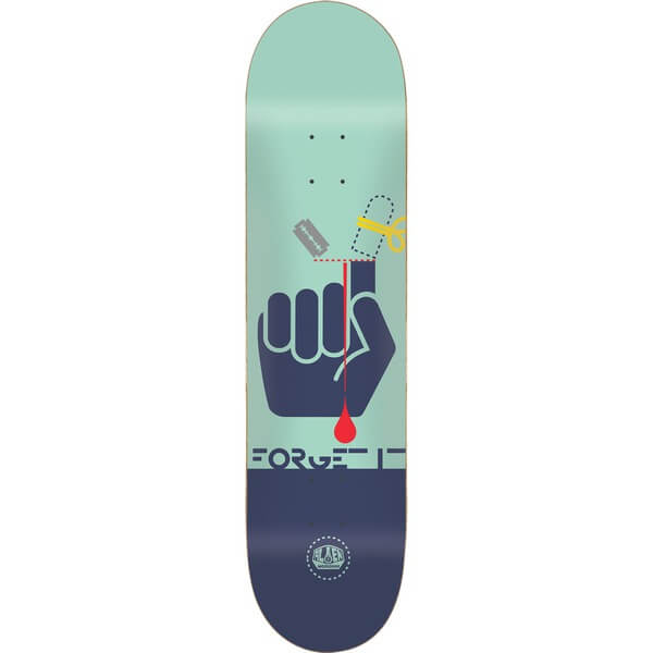 Alien Workshop Forget It Skateboard Deck - 8.25 x 31.75 ...