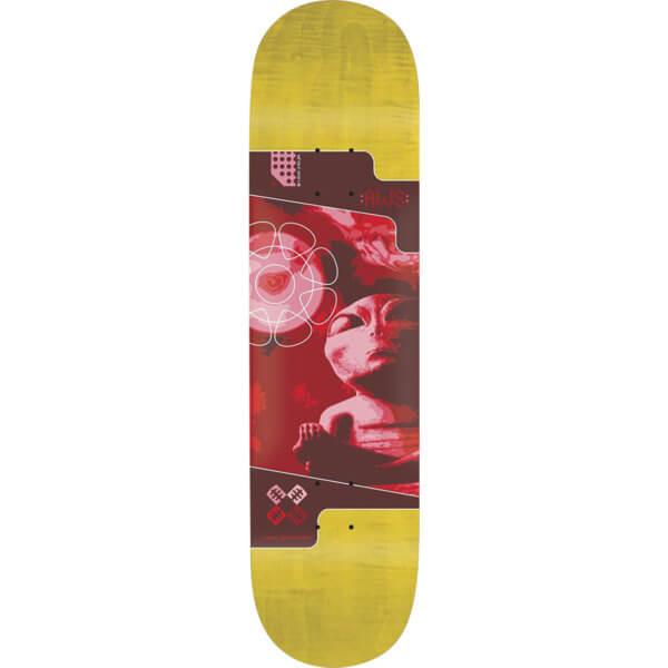 "Alien Workshop Mystic Assorted Colors / Red Skateboard Deck - 8.25"" x 32.25"""