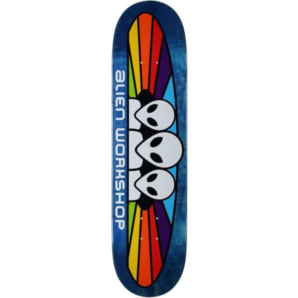 Alien Workshop Spectrum Mini Assorted Colors Skateboard
