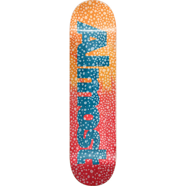 "Almost Skateboards Ultimate Cover Up Red Skateboard Deck Resin-7 - 8.5"" x 32.1"""
