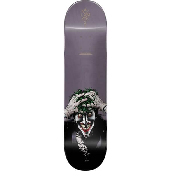 Almost Skateboards Justice League Deck