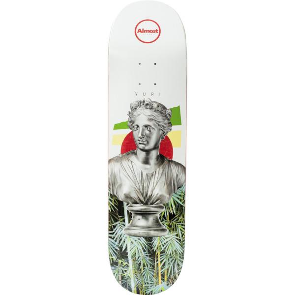 "Almost Skateboards Yuri Facchini Cut And Paste Skateboard Deck Resin-7 - 8.37"" x 32.2"""