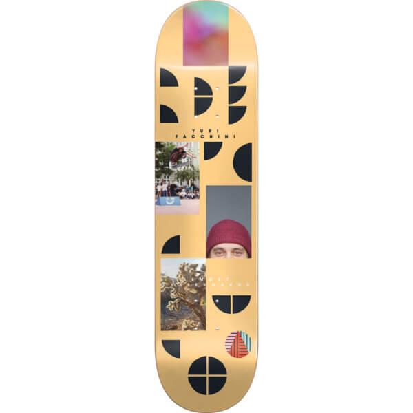 """Almost Skateboards Yuri Facchini Fragments Skateboard Deck Resin-7 - 8.12"""" x 31.7"""""""