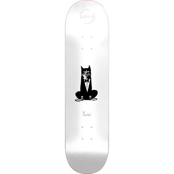 "Almost Skateboards Yuri Facchini Pets White Skateboard Deck Resin-7 - 8.37"" x 32.2"""