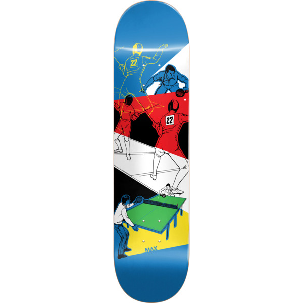 """Almost Skateboards Max Geronzi Not A Sport R7 - 8.12"""" x 31.7"""""""