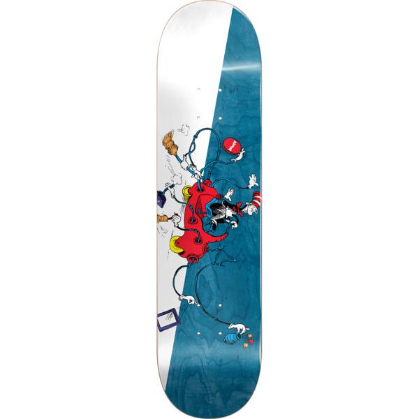 "Almost Skateboards Rodney Mullen Cat Car Skateboard Deck Resin-7 - 8.25"" x 32"""