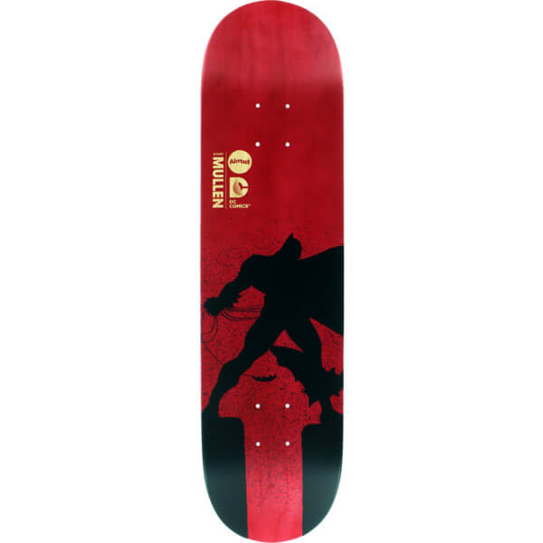 Almost Skateboards Dark Knight Returns Deck