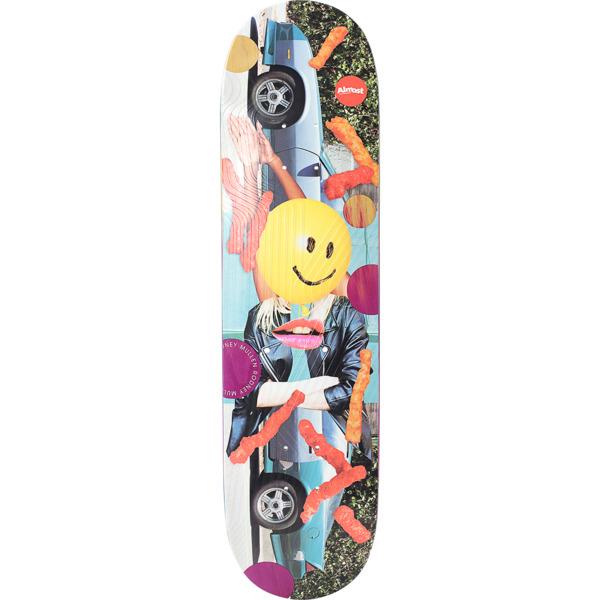 "Almost Skateboards Rodney Mullen Nonsense Skateboard Deck Resin-7 - 8.12"" x 32.1"""