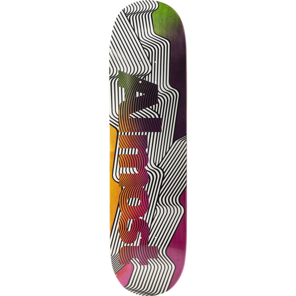 "Almost Skateboards Rodney Mullen Out There Skateboard Deck Impact Light - 8.25"" x 32.1"""