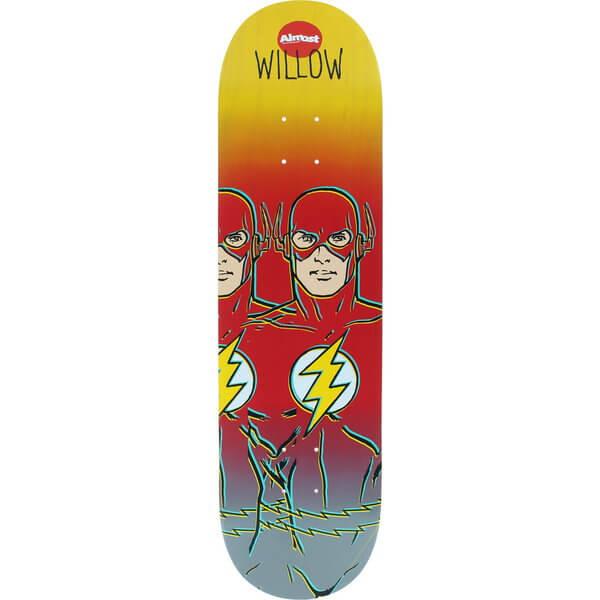 the flash skateboard