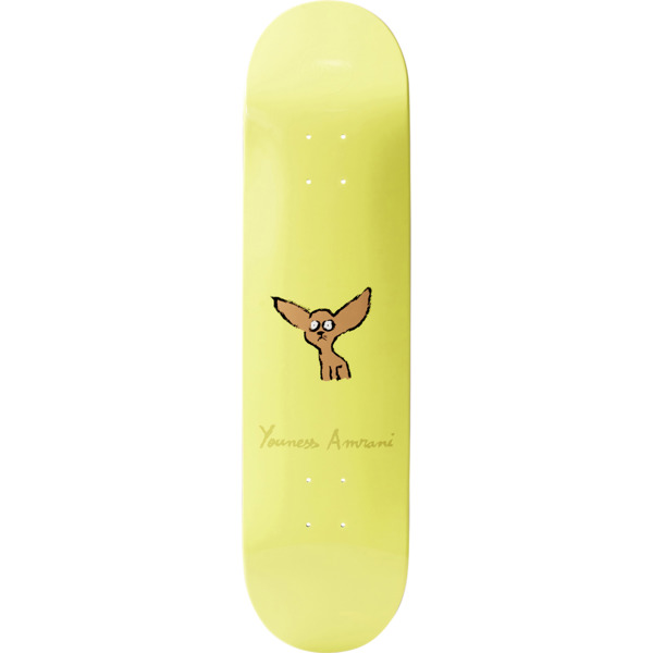 "Almost Skateboards Youness Amrani Pets Skateboard Deck Resin-7 - 8.25"" x 32"""
