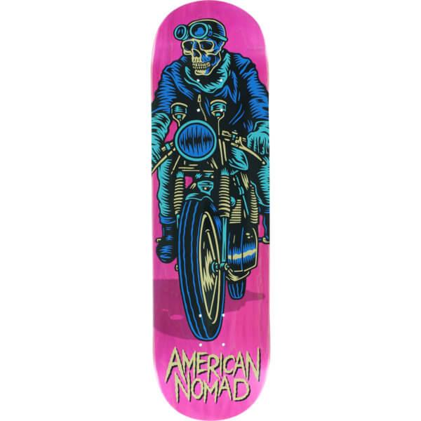 American Nomad Skateboards Cafe Racer Deck
