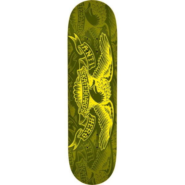 "Anti Hero Skateboards Copier Eagle Skateboard Deck - 7.75"" x 31.25"""